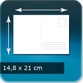 Cartes postales 210x148mm