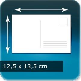Cartes postales 235x125mm