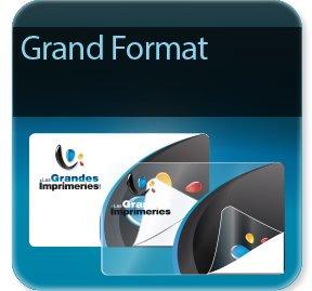 Autocollant & Étiquette Autocollant grand format