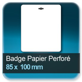 Badge 85x100 mm