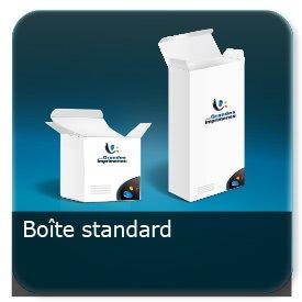 Emballage (Coffret, Boîte, carton, colis et etuis) Carton & coffret Standard