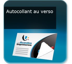 Carte commerciale pharmacien Carte recto / autocollant verso