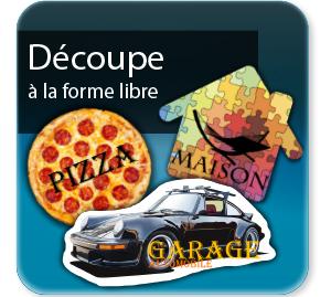 Impression Avignon carte de visite & carte commerciale pas cher  - Imprimerie Découpe à la forme libre