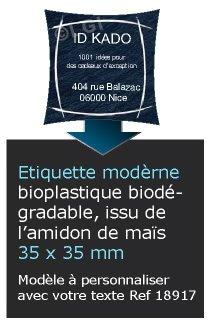 Modele D Autocollant Etiquette Moderne Et Style Zen Les Grandes