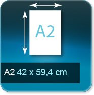 Affiches A2 420x594mm