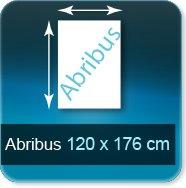 Affiches Abribus 1200x1760mm