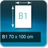 Affiches B1 700x1000mm