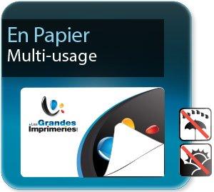 Autocollant & Étiquette Etiquettes multi-usages papier