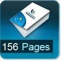 Tarif impression livre 156 Pages
