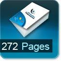 Livre dos cousu 272 Pages