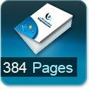 Livre dos cousu 384 Pages
