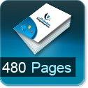 Livre dos cousu 480 Pages