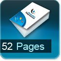 Tarif impression livre 52 Pages