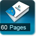 Tarif impression livre 60 Pages