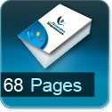 Tarif impression livre 68 Pages