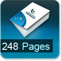 Tarif impression livre 248 Pages