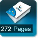 Tarif impression livre 272 Pages