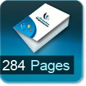 Tarif impression livre 284 Pages