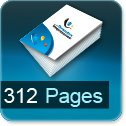 Tarif impression livre 312 Pages