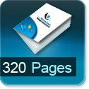 Tarif impression livre 320 Pages