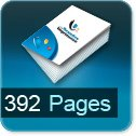 Tarif impression livre 392 Pages