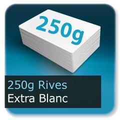 Menus 250g rives tradition extra blanc
