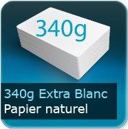 Flyers 340g Extra Blanc
