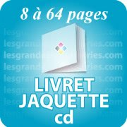 CD DVD Gravure & Packaging Jaquette/brochure pour CD