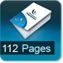 Imprimerie et Impression brochure et catalogue papier 112 pages