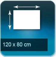 Panneaux immo 120X80 cm