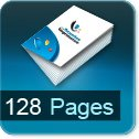 Brochure & catalogue A4 A5 A6 A3 128 pages