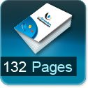 Imprimerie et Impression brochure et catalogue papier 132 pages