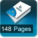 Brochure & catalogue A4 A5 A6 A3 148 pages