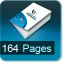 calculer le cout d impression pour brochure 164 pages
