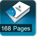 Brochure & catalogue A4 A5 A6 A3 168 pages