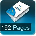brochure A4 192 pages