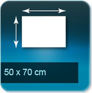 Panneaux immo 50X70 cm