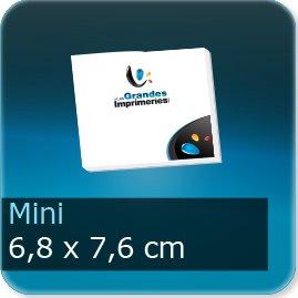 Bloc-note adhésif Micro 75x68mm