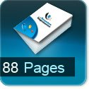 Imprimerie et Impression brochure et catalogue papier 88 pages