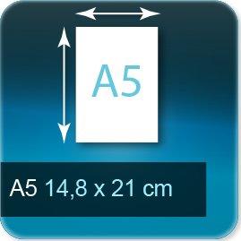 Liasse/Carnet autocopiant A5 148x210mm