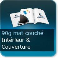 Brochures / Magazines 90g couché mat