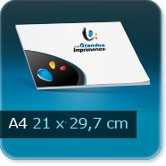 Brochures / Magazines A4 210x297mm