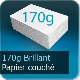 Calendriers 170g couché brillant