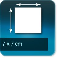 Magnets 70x70mm