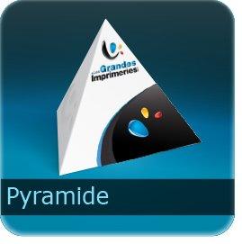 Dépliants / Plaquettes Pyramide