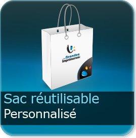 Sac Publicitaire Sac Réutilisable personnalisé