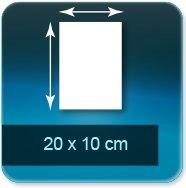 Autocollant & Étiquette 100x200mm